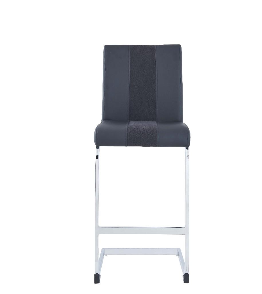 Barstools in Black (Set of 4) - Global Furniture USA D915BS-BLK