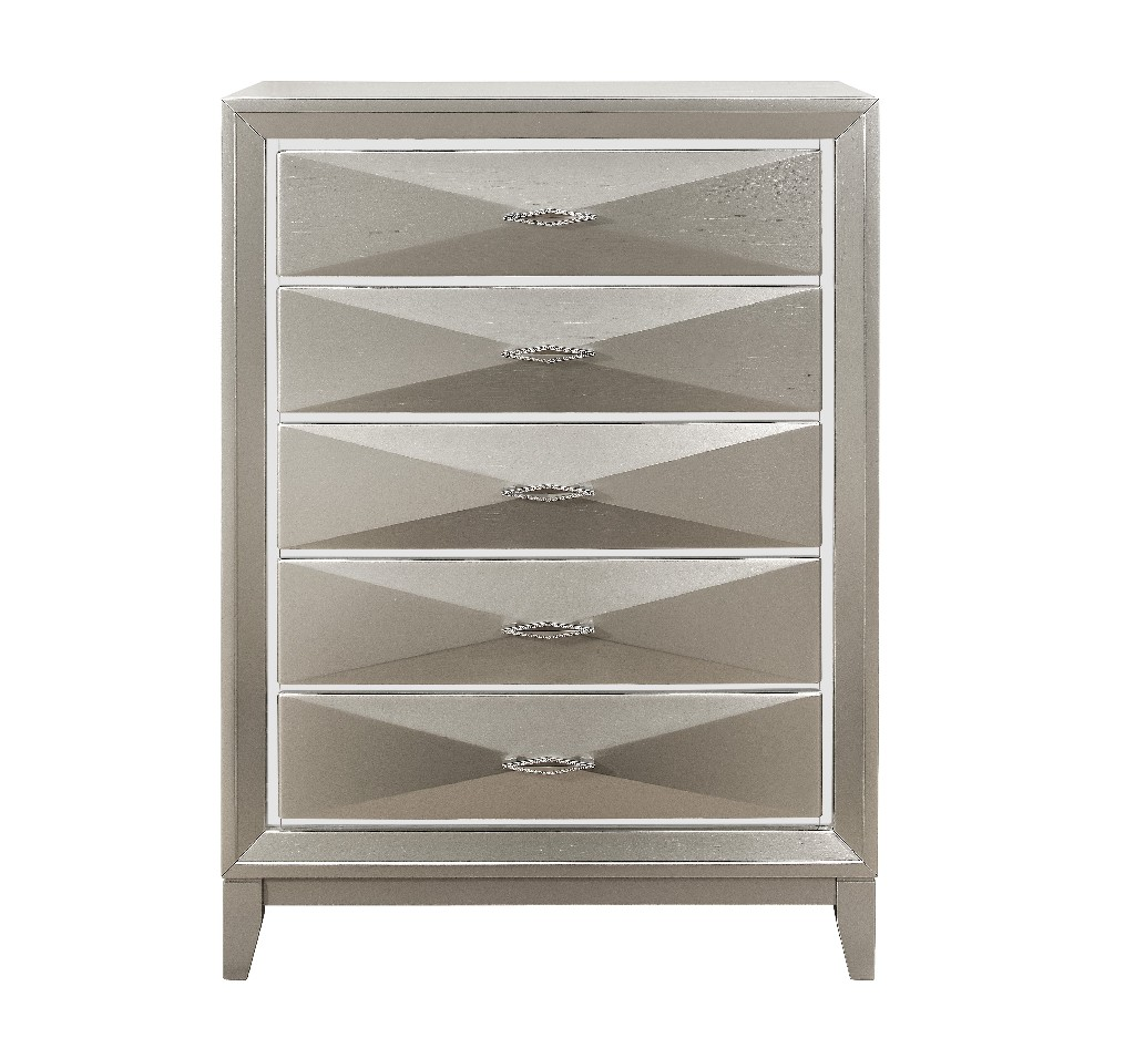 Chest in Champagne - Global Furniture USA JADE-CHAMPAGNE-CH
