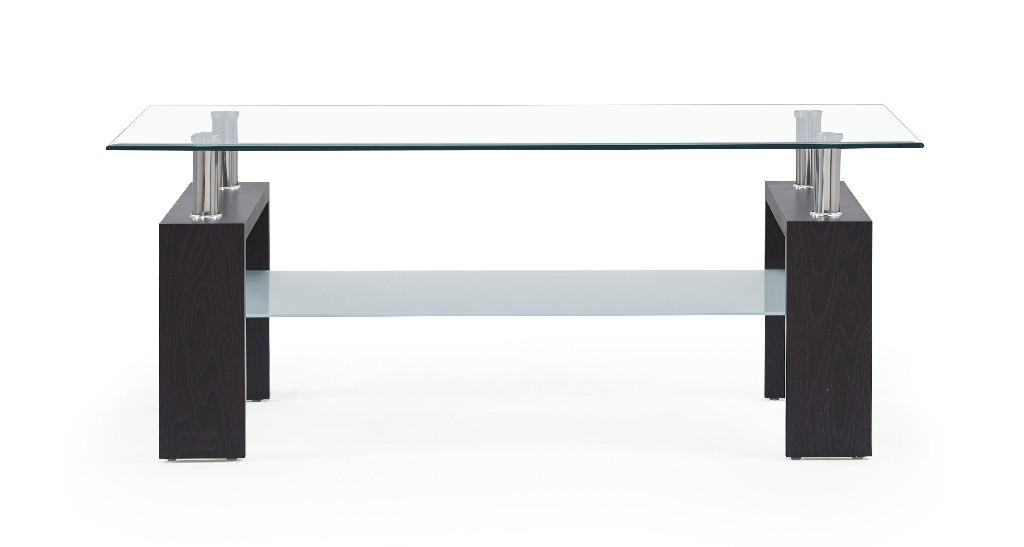 Coffee Table in Dark Walnut - Global Furniture USA T646CT (M)