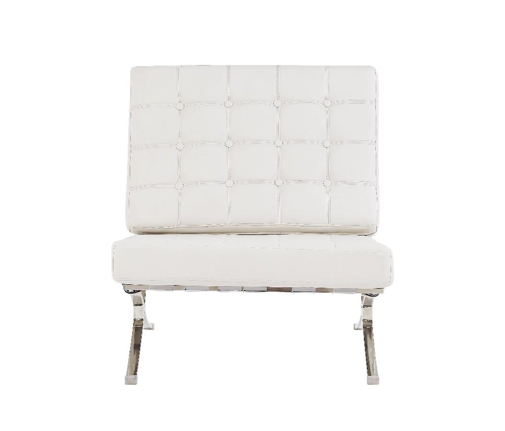 Chair Natalie White in White - Global Furniture USA U6293-WH-CH (M)