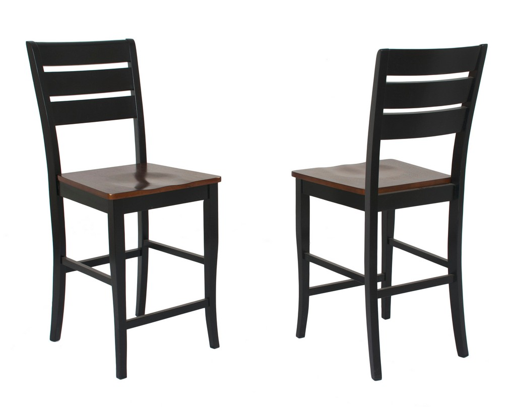 """Sunset Trading 24"""" Quincy Barstool ( Set of 2 ) - Sunset Trading CR-A7572-24-2"""