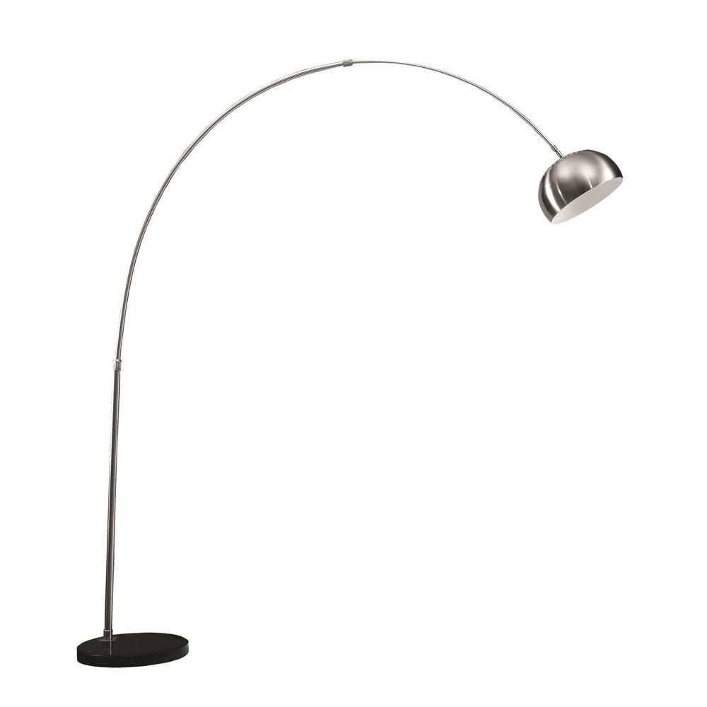 Fine Mod Imports Arch Lamp Small Base In Black - FMI1132-BLACK