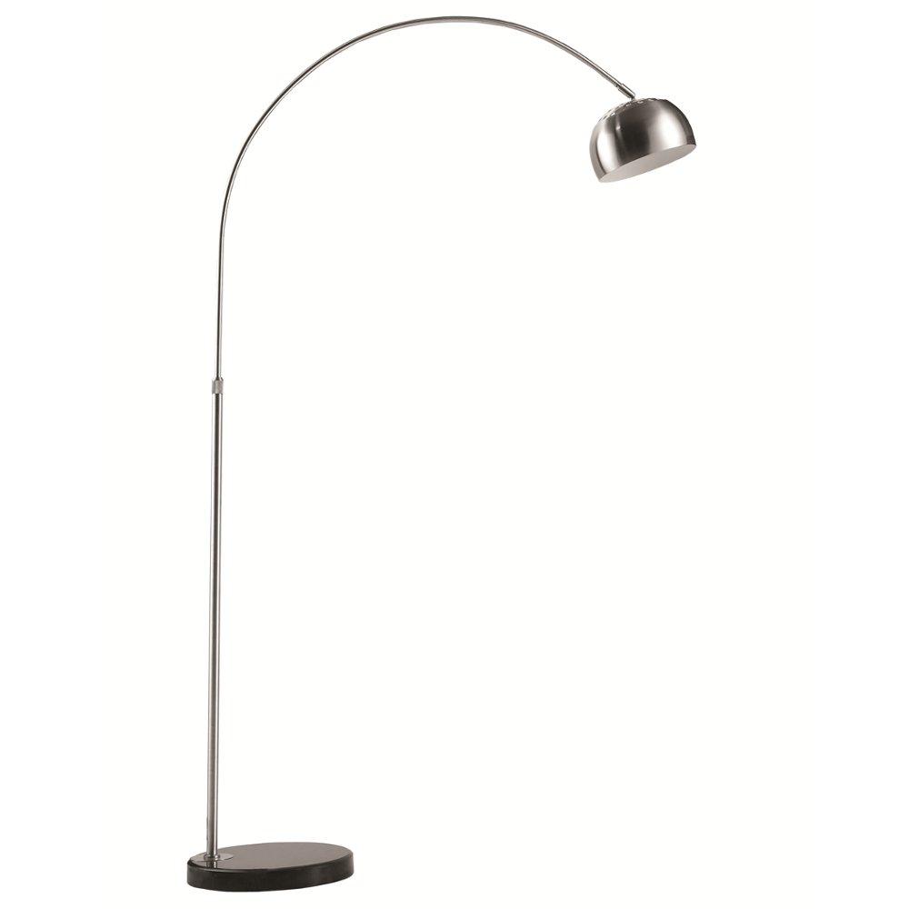 Fine Mod Imports Arco Coster Lamp In Black - FMI9260-BLACK