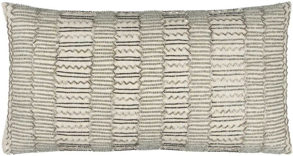 """11"""" x 21"""" Pillow Cover - Rizzy Home COVT12369NT001121"""