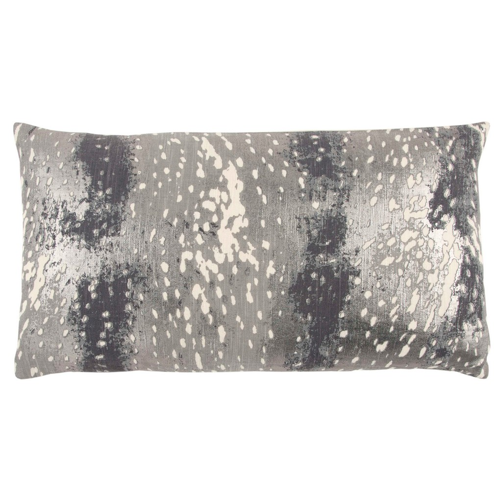 """14"""" x 26"""" Pillow Cover - Rizzy Home COVT13081GY001426"""