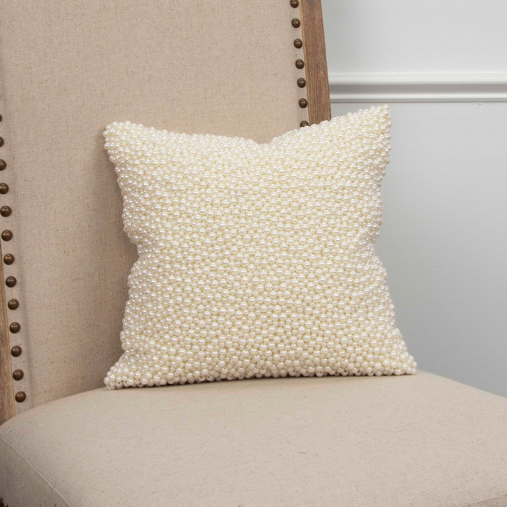 """12"""" x 12"""" Pillow Cover - Rizzy Home COVT14585CR001212"""