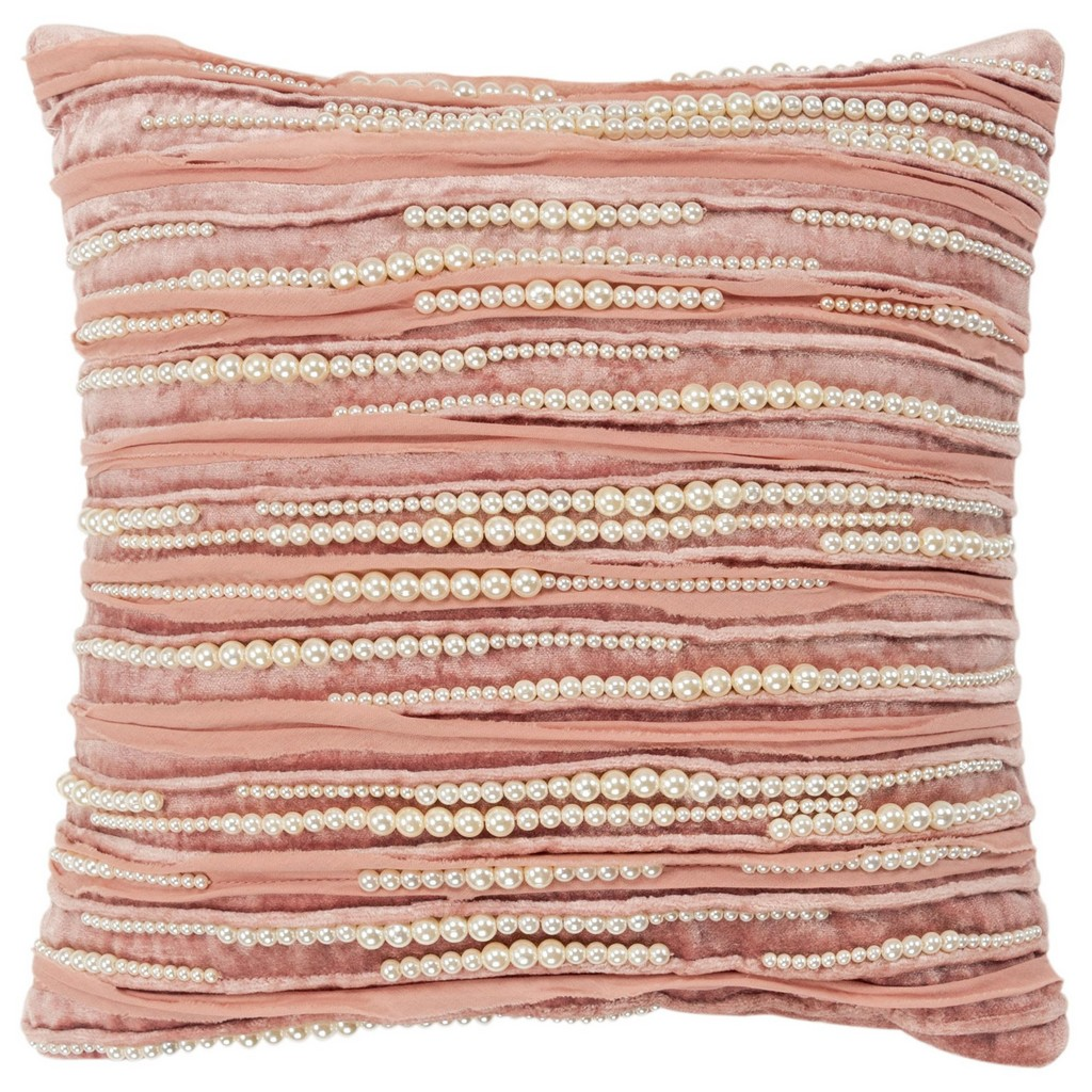 """12"""" x 12"""" Pillow Cover - Rizzy Home COVT16419B2001212"""