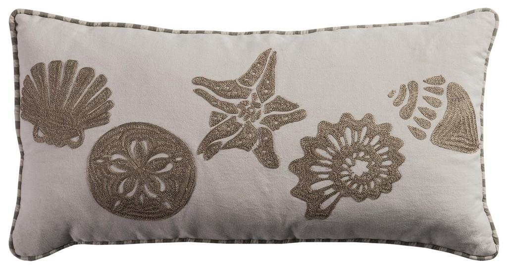 """11"""" x 21"""" Pillow - Rizzy Home PILT0886800421121"""