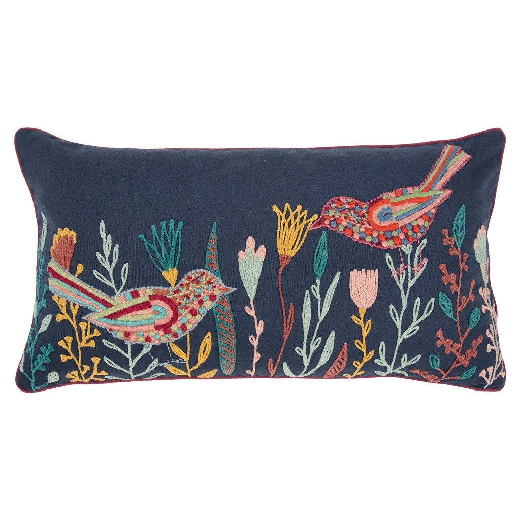 """14"""" x 26"""" Down Filled Pillow - Rizzy Home DFPT16213MU001426"""