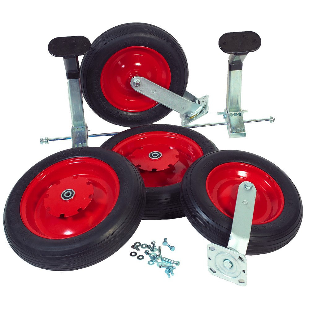 6 Passenger Bye Bye Buggy Fat Tire Upgrade Kit - Children