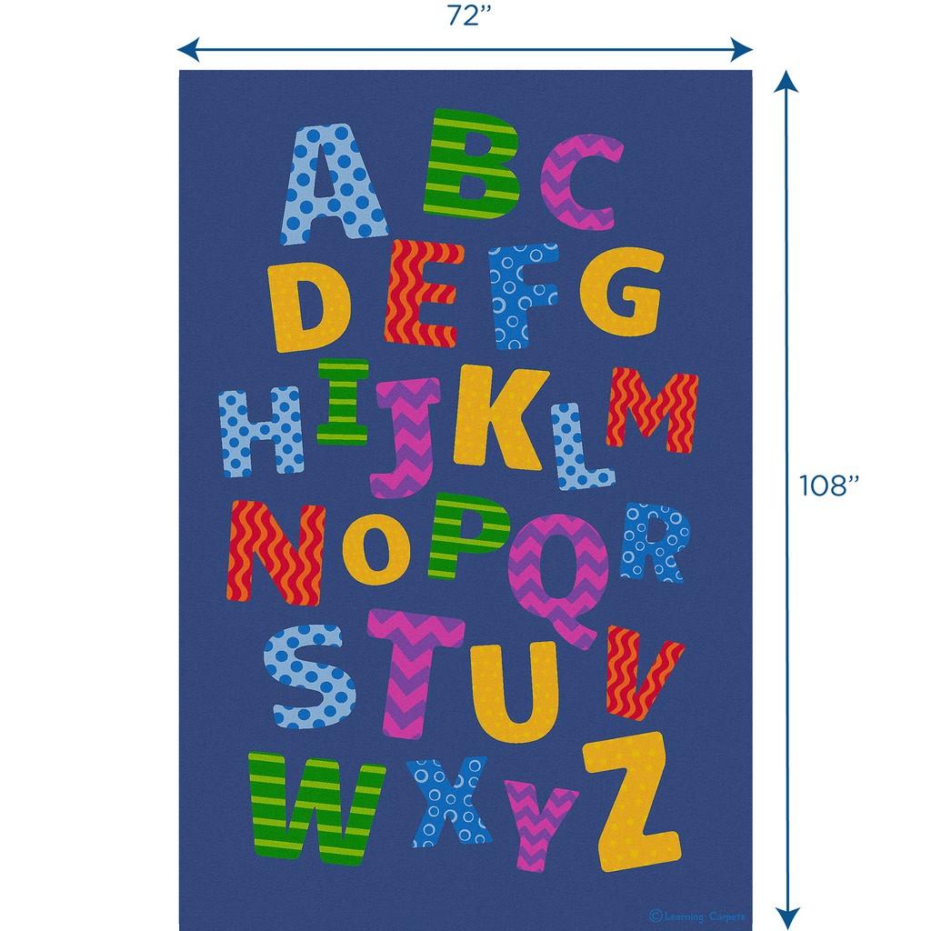 Alphabet Scramble - Rectangle Small - Children