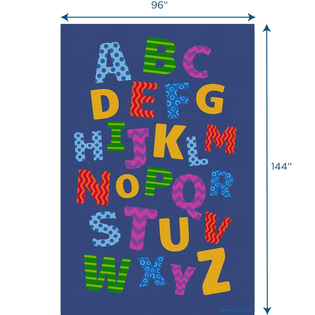 Alphabet Scramble - Rectangle Large - Children