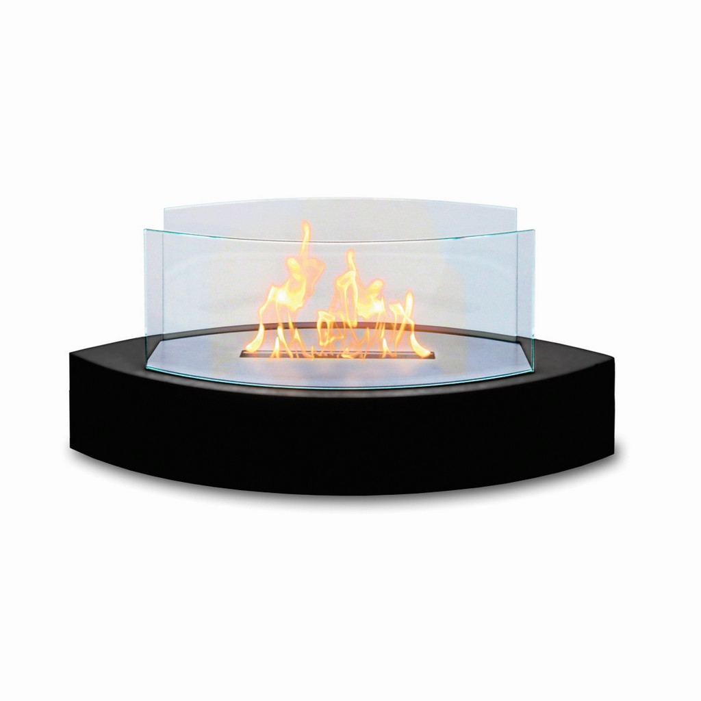 Anywhere Fireplace Tabletop Fireplace-Lexington Model Black - Anywhere Fireplace 90215