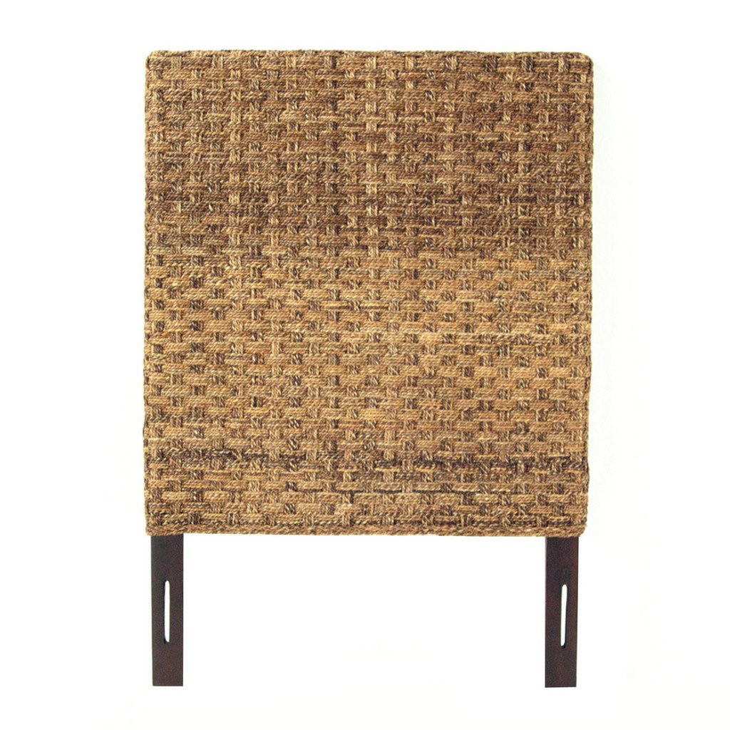 Basket Weave Headboard - Queen - Padma