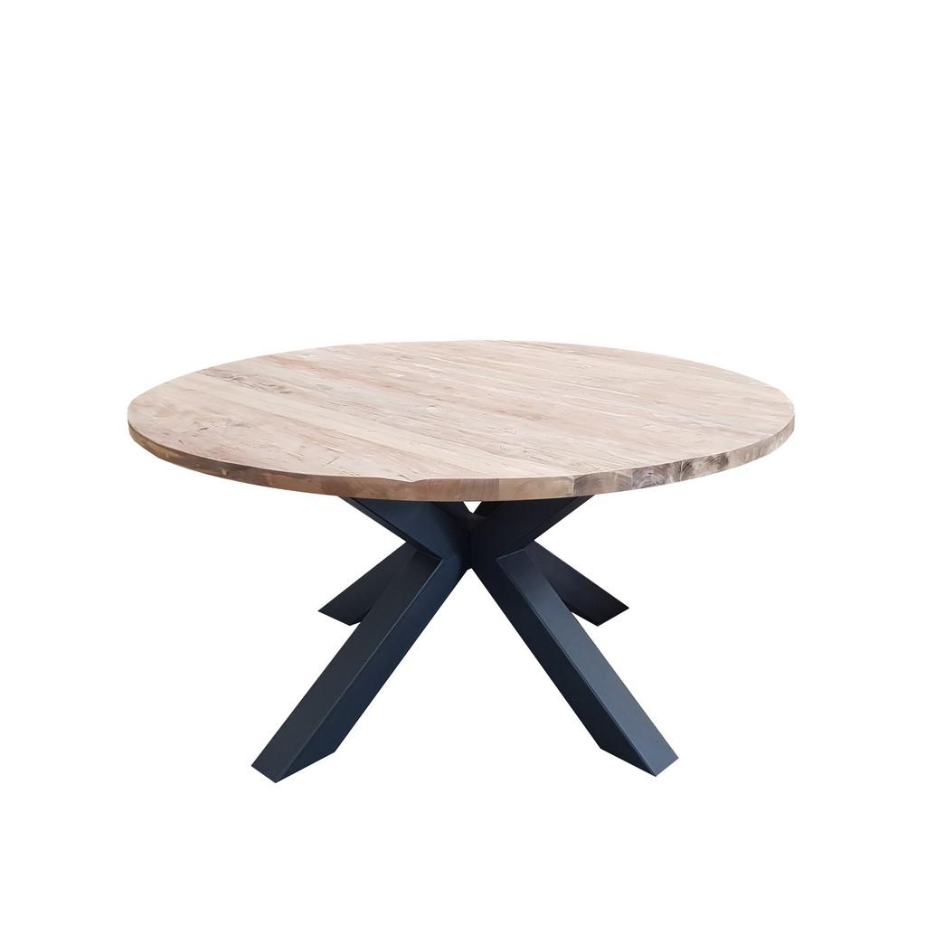 GIULIA RECLAIMED TEAK DINING TABLE - 60 - Padma