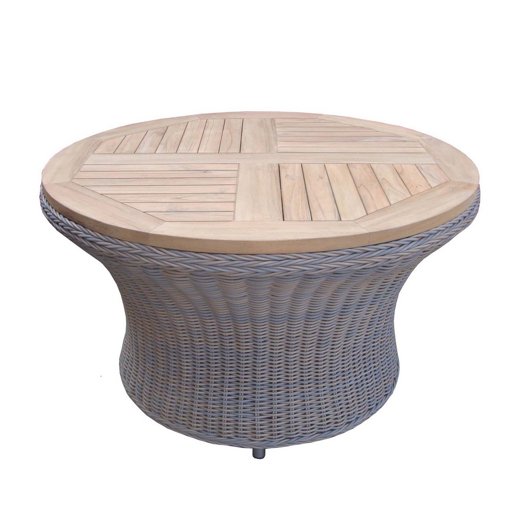 BARBADOS OUTDOOR CHAT TABLE - Padma