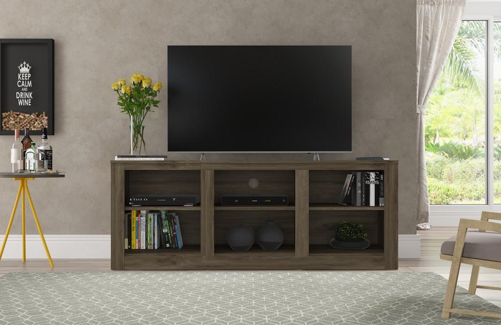 New York TV Stand in Legno - Bertolini 139330050