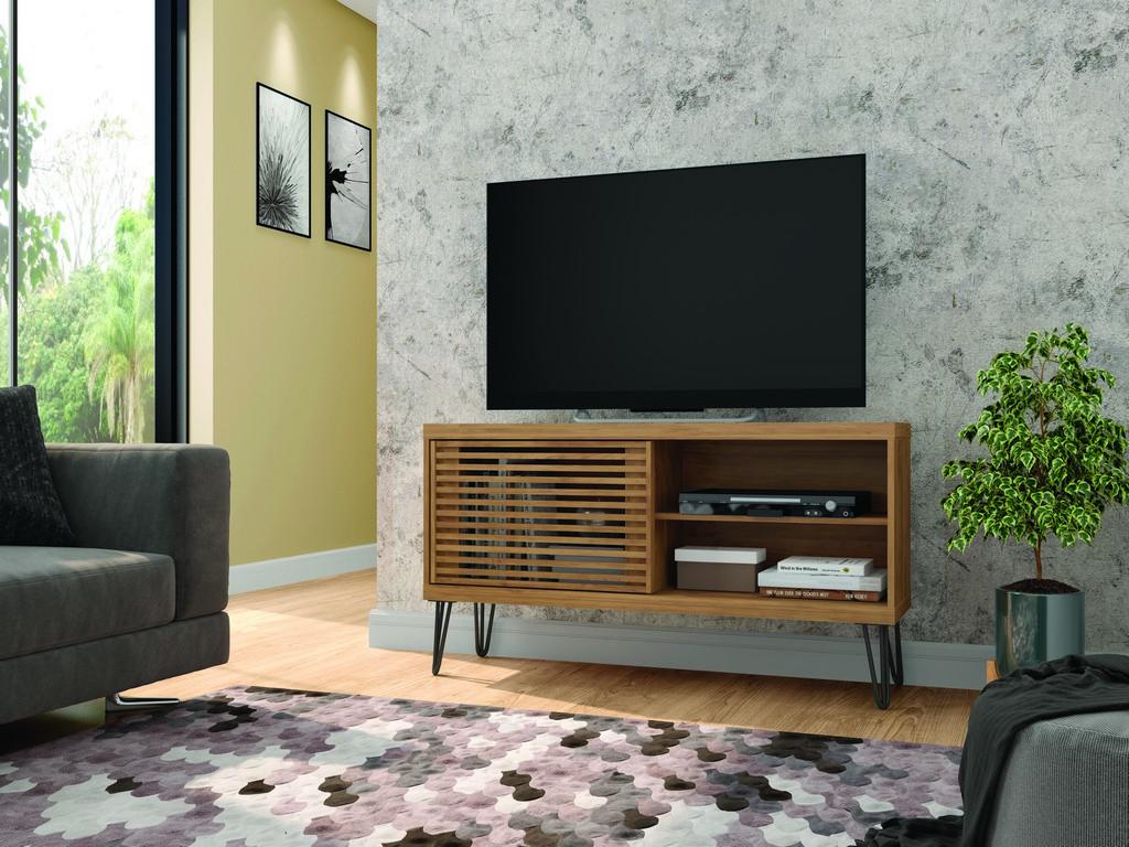 Frizz Buriti TV Stand in Buriti - Bertolini F.90002.057