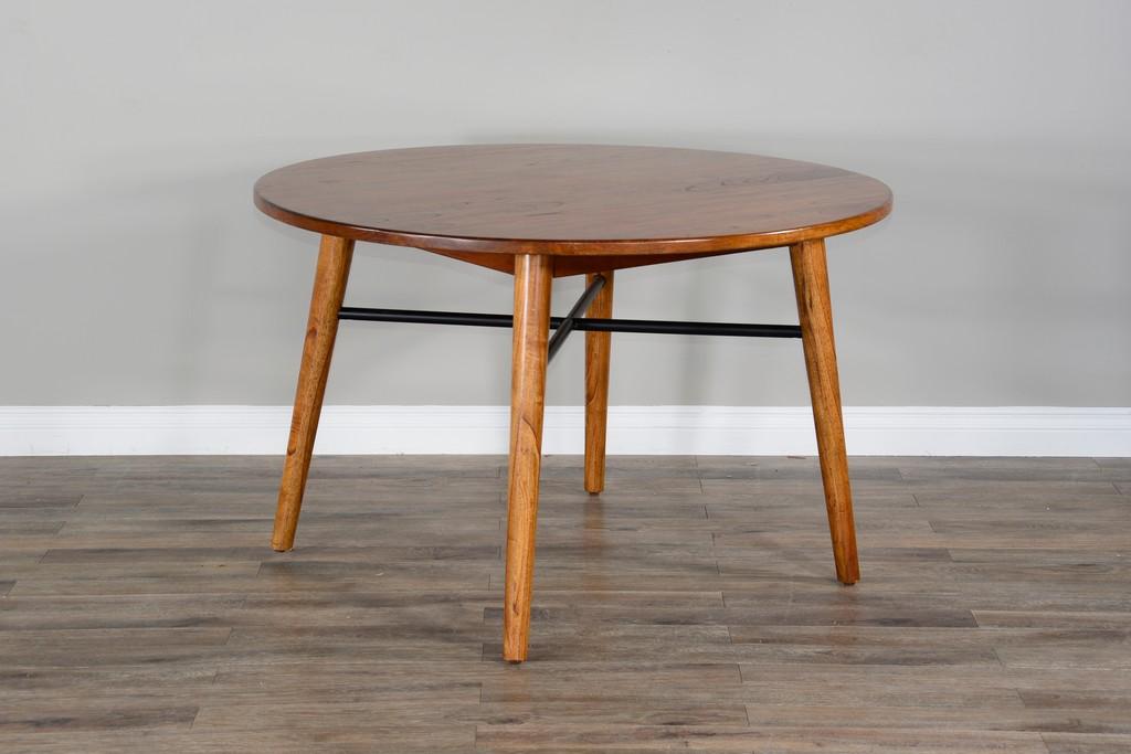 American Modern Round Table - Sunny Designs 1098CN