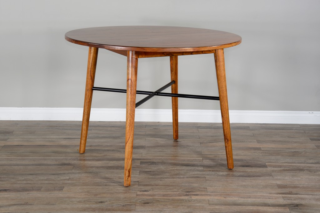 American Modern Round Counter Height Table - Sunny Designs 1099CN