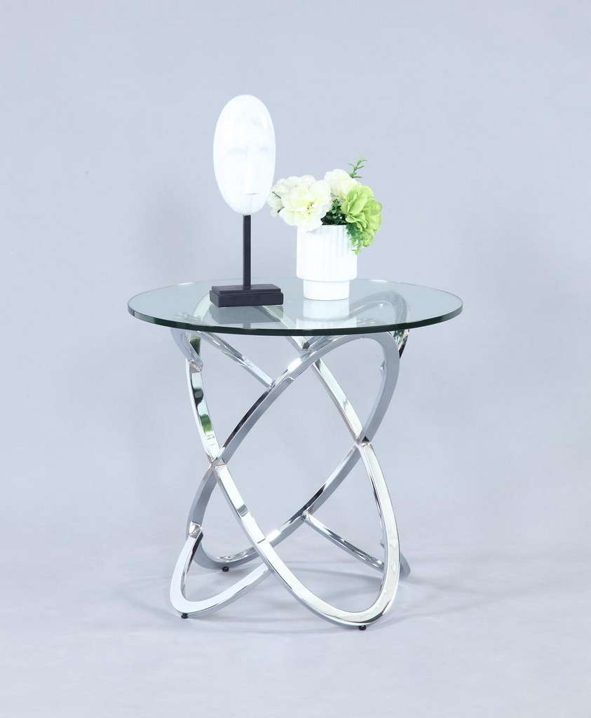 4036 Lamp Table - Chintaly 4036-LT