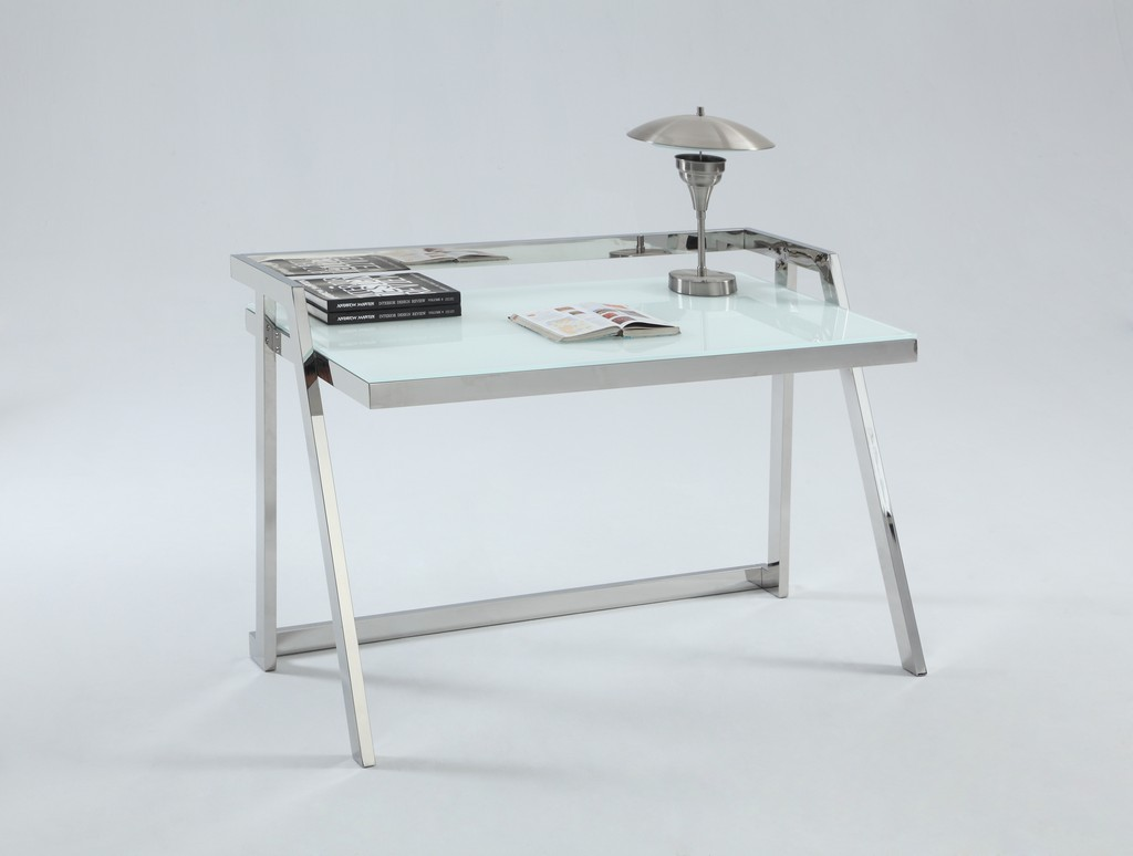 6008 Computer Desk - Chintaly 6008-DSK