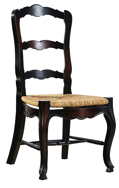 French Ladderback Side Chair - Furniture Classics 1144V1