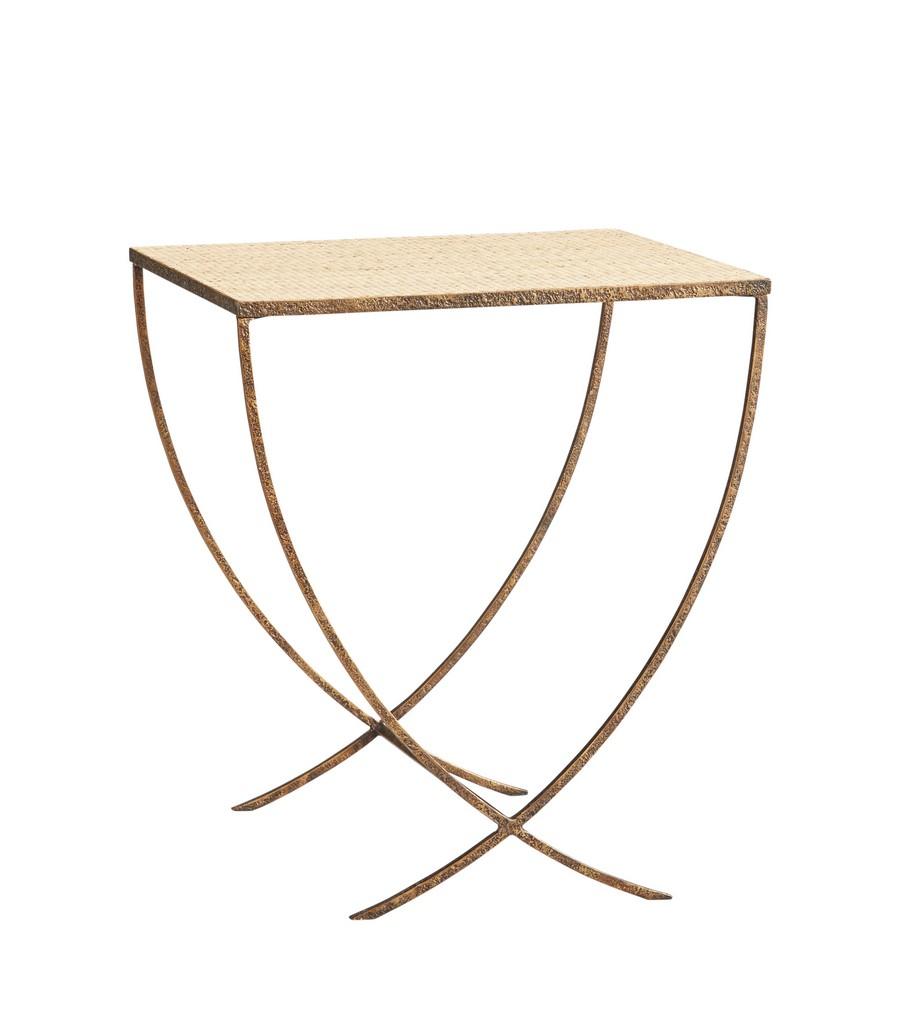 Anubis Unique End Table - Furniture Classics 57718AC78