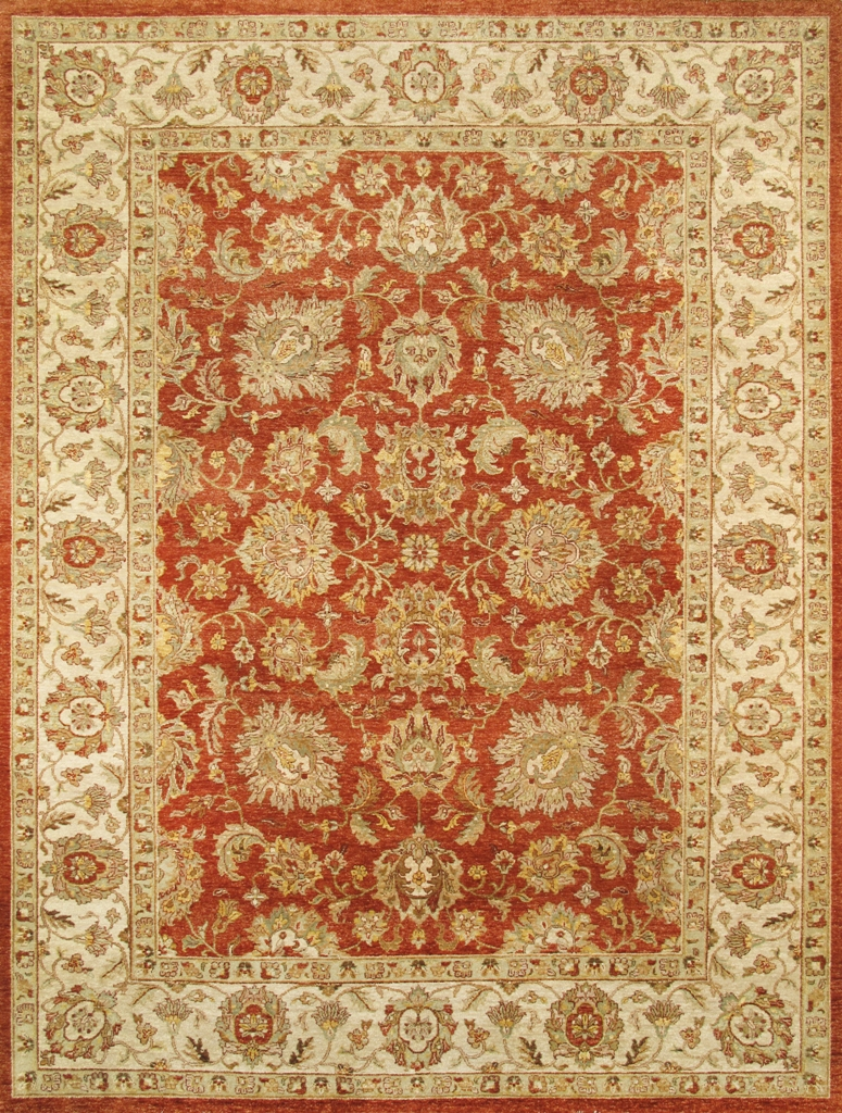Agra Collection Hand-Knotted Lamb