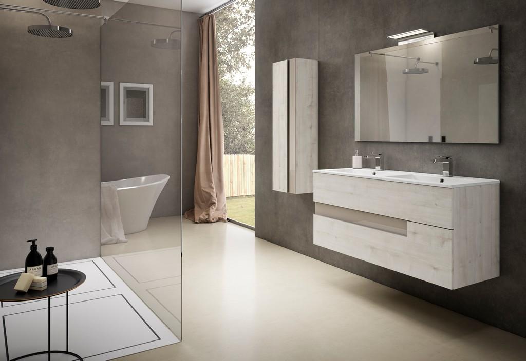 "40"" Abedul and Tortora Vision Vanity - Lucena Bath 3073"
