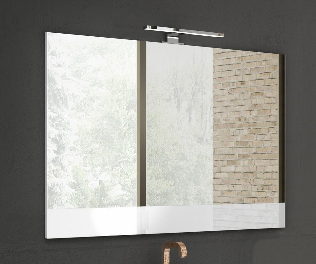 "24"" White vision mirror - Lucena Bath 3133"