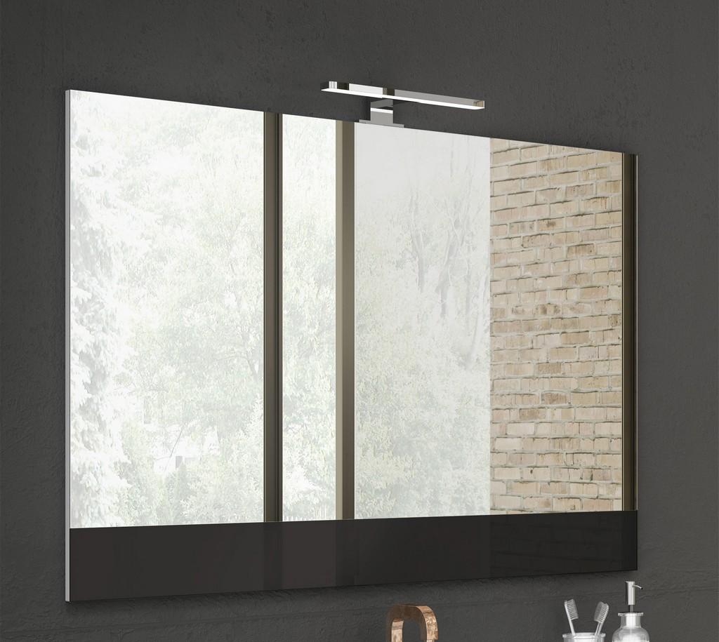"32"" black vision mirror - Lucena Bath 3140"