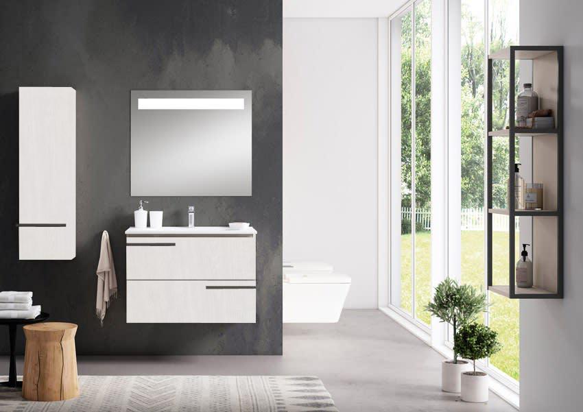 "24"" White Scala Vanity - Lucena Bath 3876"