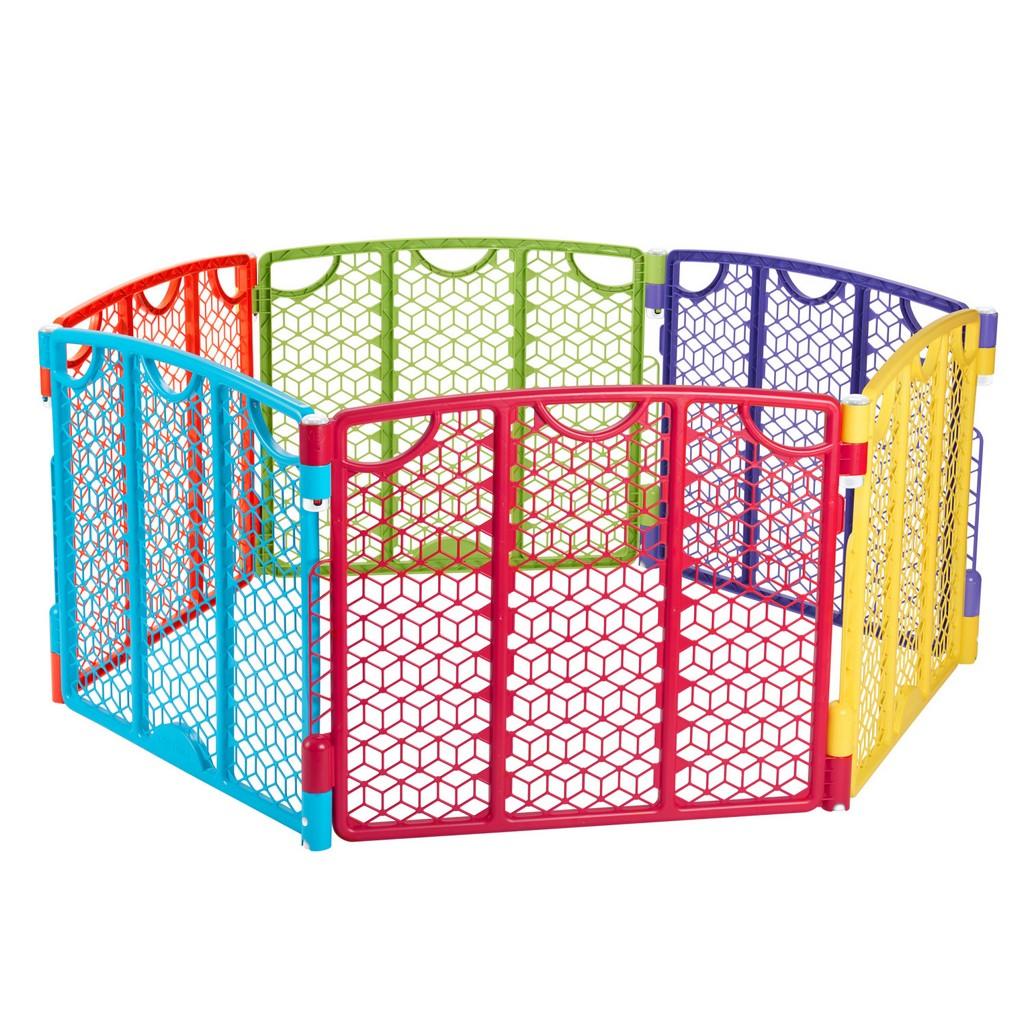 Versatile Play Space - Multi Color - Evenflo 23012156