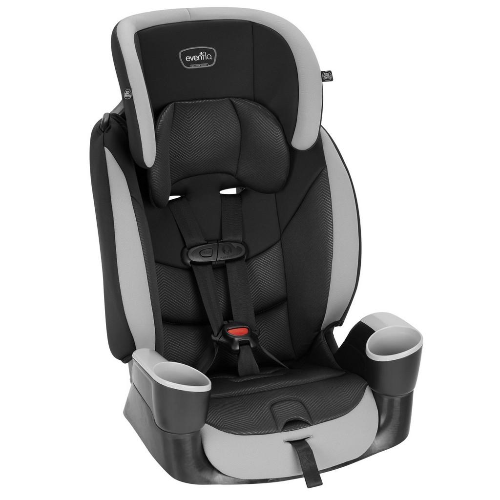 Maestro Sport Harness Booster Car Seat - Granite - Evenflo 34912203