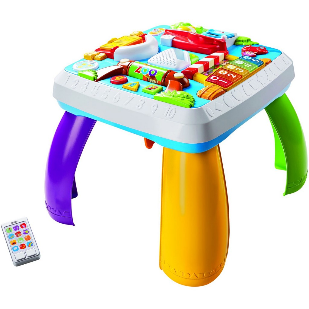 Laugh & Learn Around the Town Learning Table - Fisher-Price FPDHC45