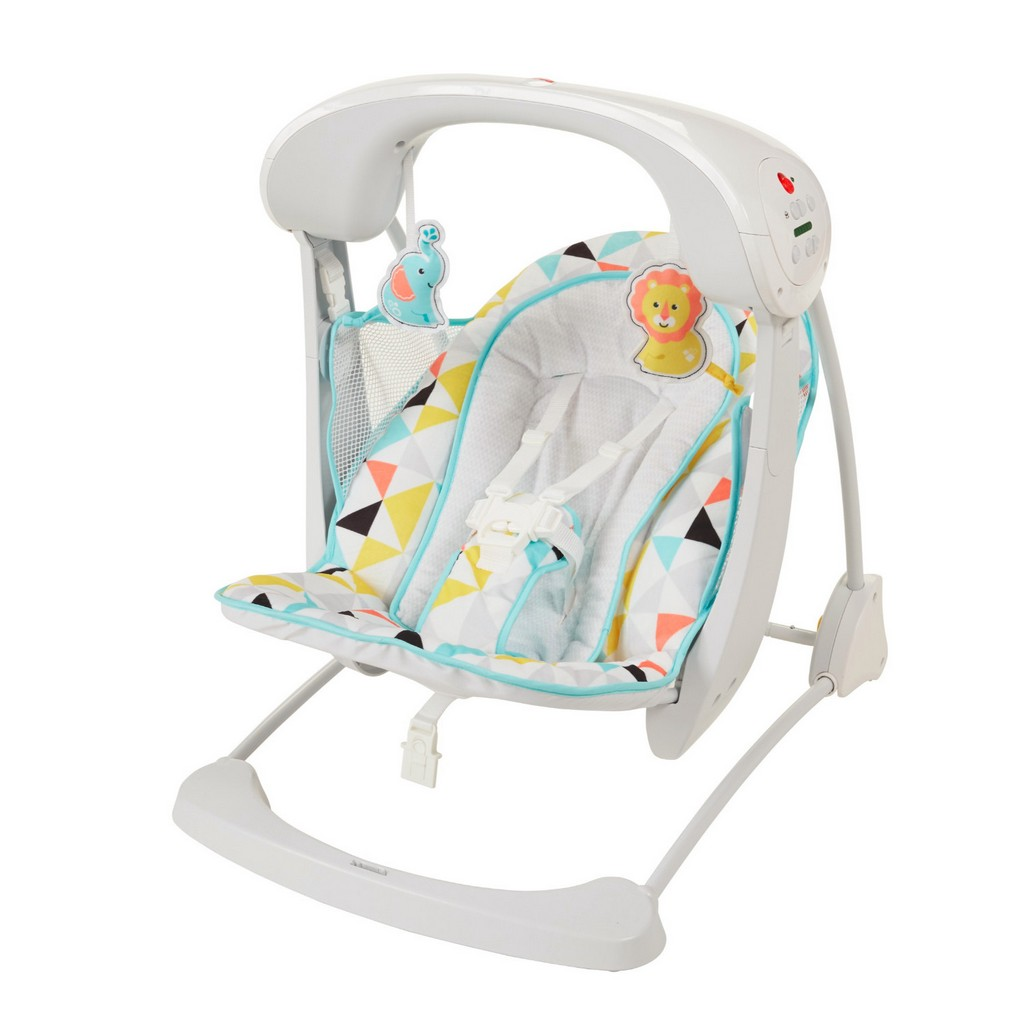 Deluxe Take Along Swing and Seat - Fisher-Price FPDYH31