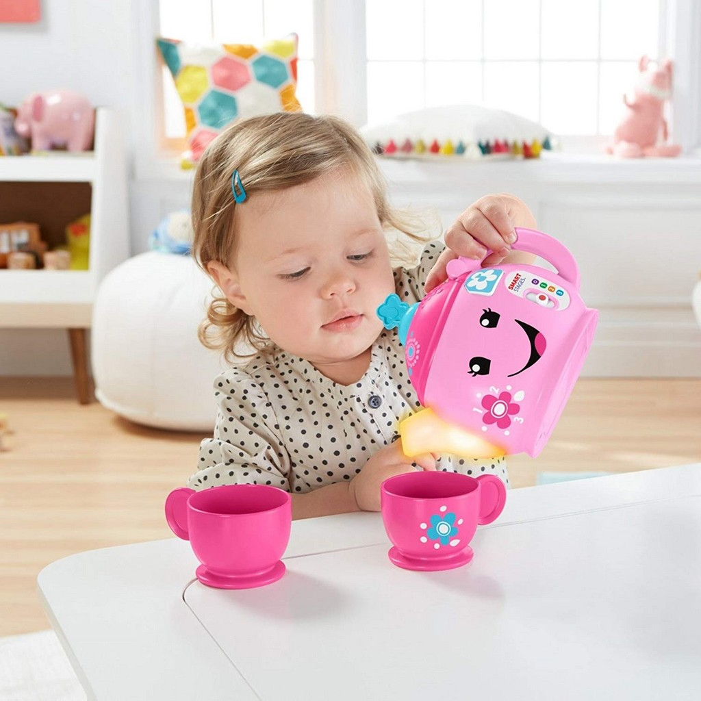 Laugh and Learn Sweet Manners Tea Set - Fisher-Price FPDYM76