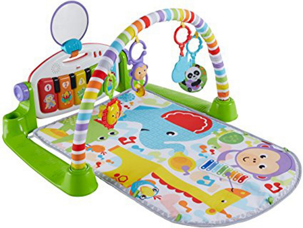 Deluxe Kick & Play Piano Gym - Fisher-Price FPFGG45