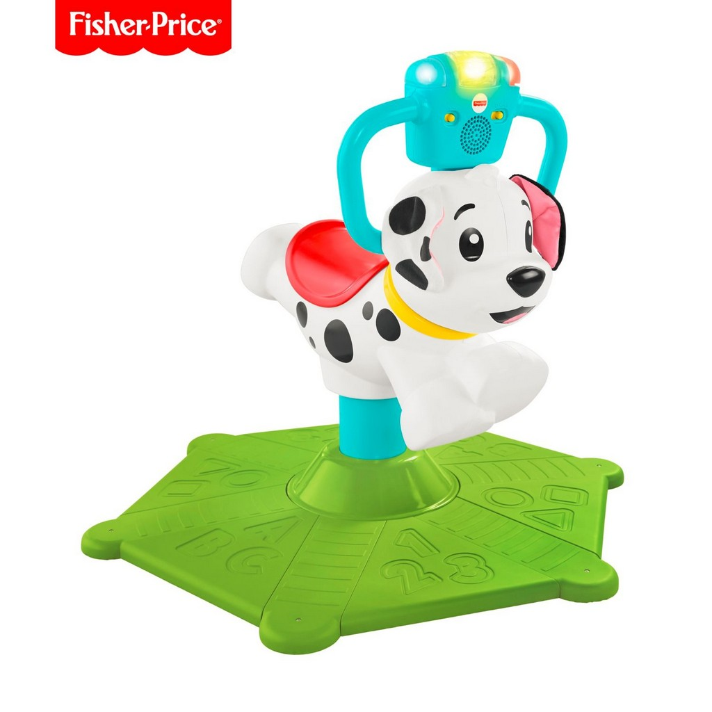 Bounce and Spin Puppy - Fisher-Price FPGCW11