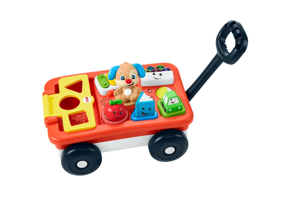 Laugh & Learn Pull & Play Learning Wagon - Fisher-Price FPGLK15