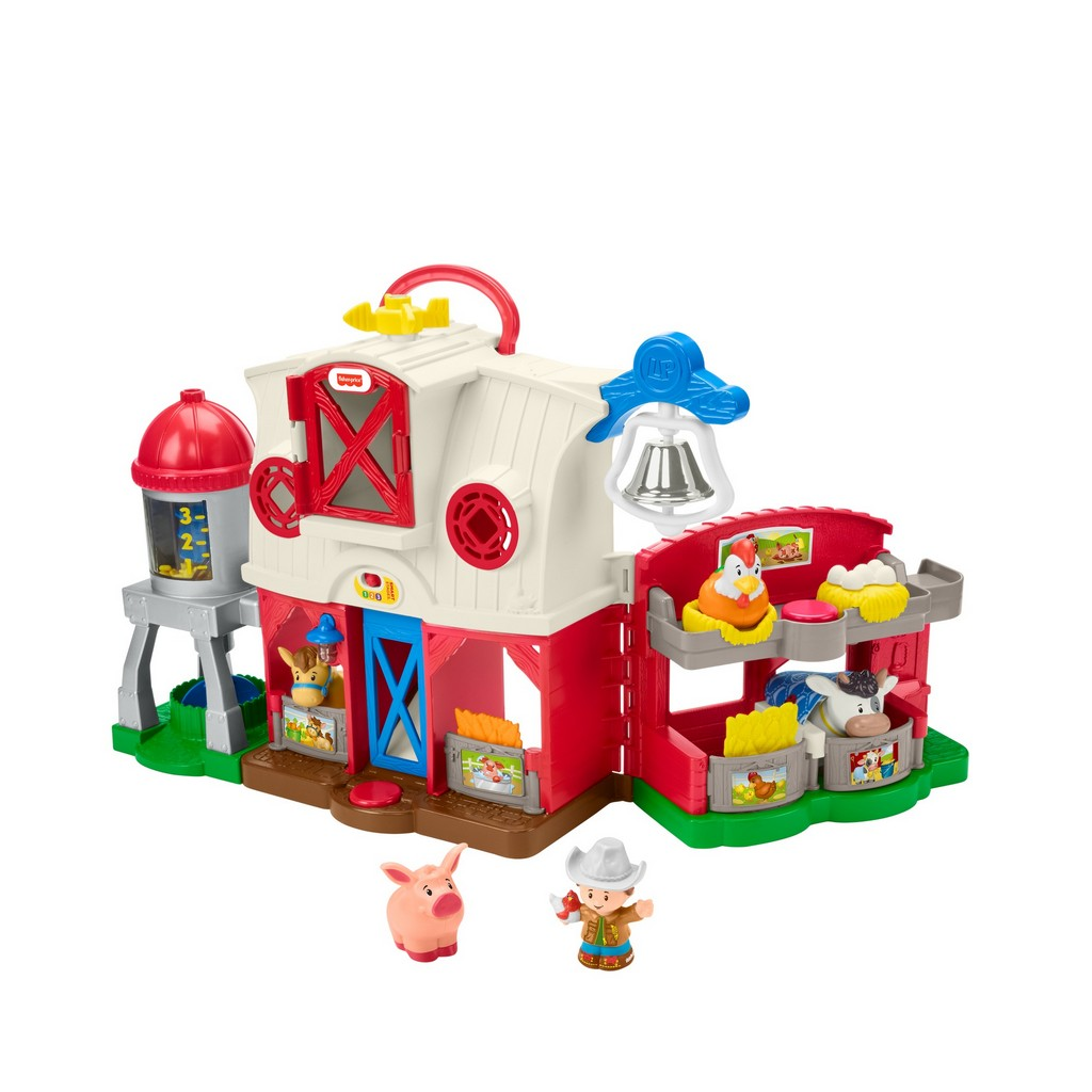 Little People Caring for Animals Farm - Fisher-Price FPGXC23