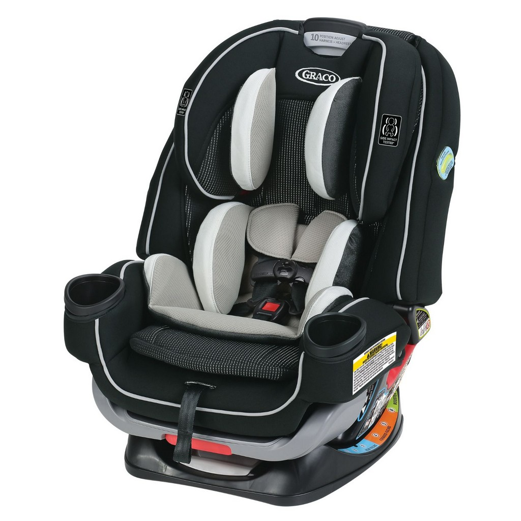 Graco 4Ever Extend2Fit 4-in-1 Car Seat Clove - Graco 2001871