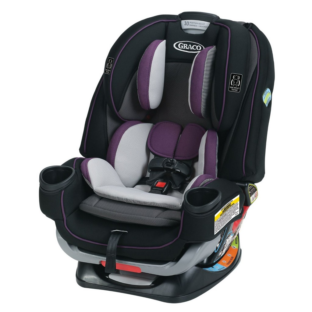 Graco 4Ever Extend2Fit 4-in-1 Car Seat Jodie - Graco 2001872