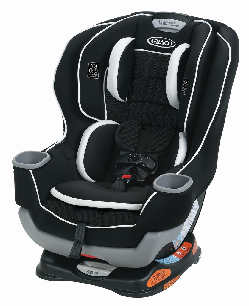 Extend2Fit Convertible Car Seat - Binx - Graco 2047736