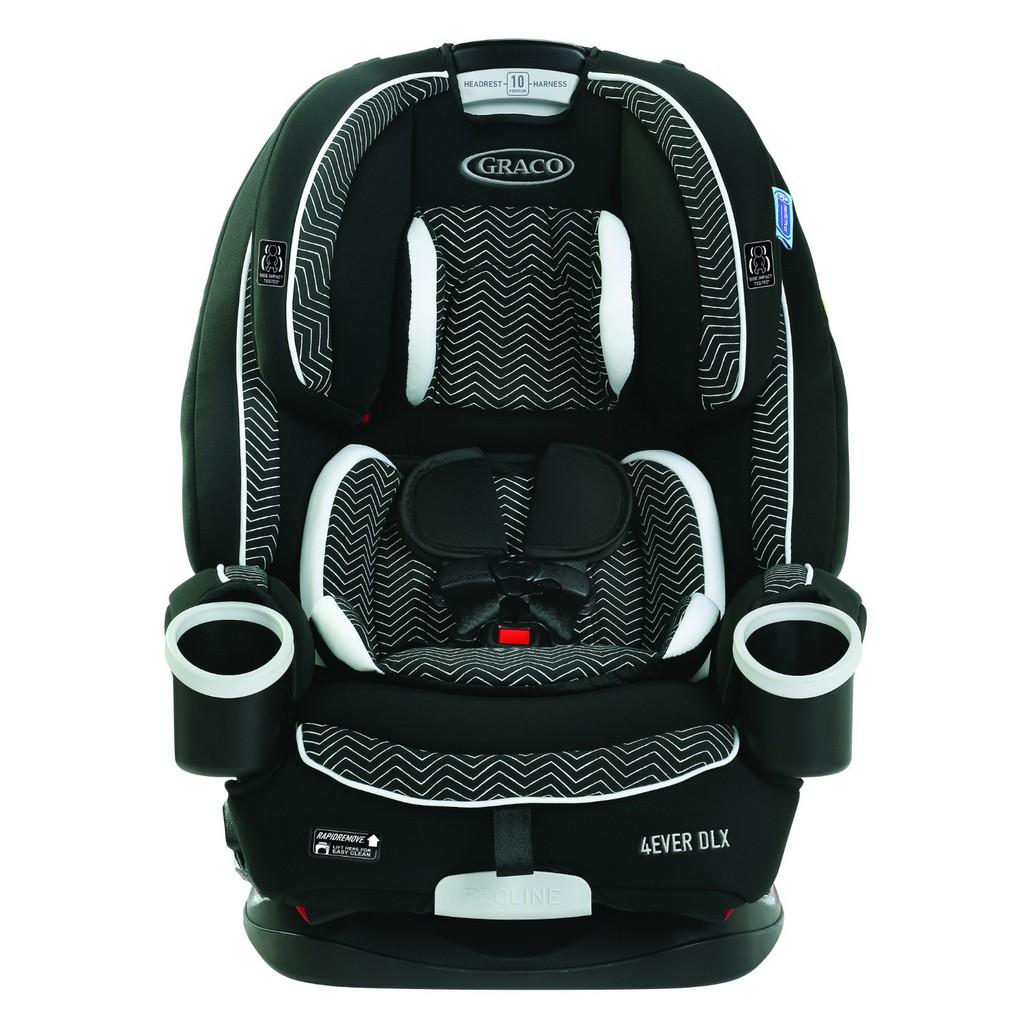 Graco 4Ever DLX 4-in-1 Car Seat Zagg - Graco 2074900