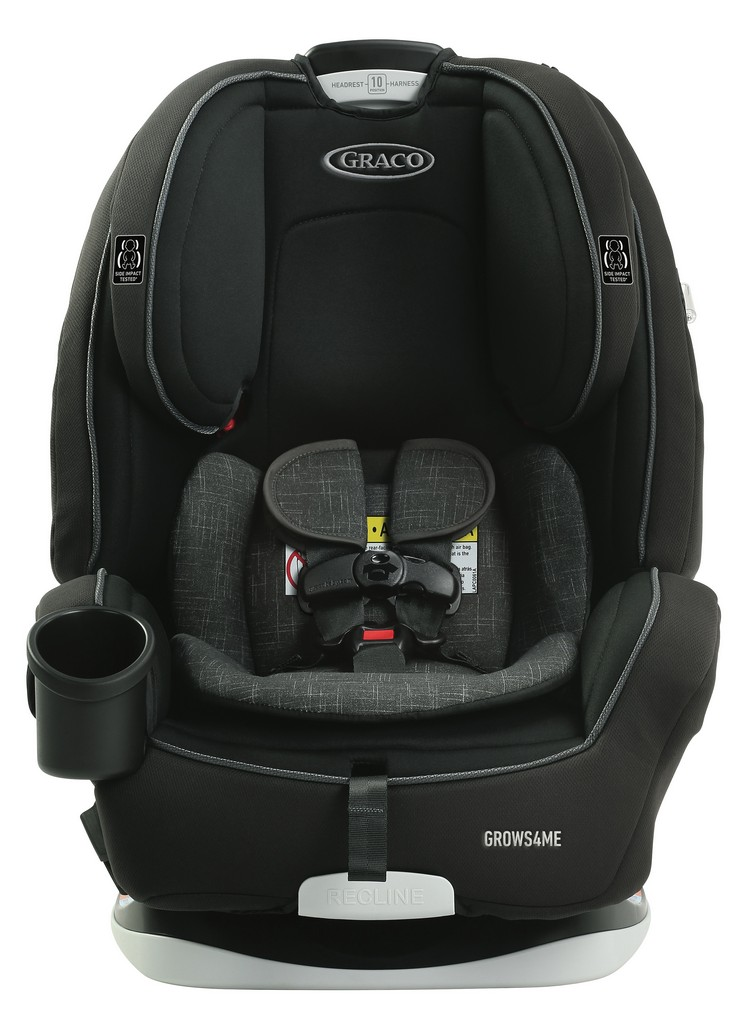 Graco Grows4Me 4-in-1 Car Seat - West Point - Graco 2095094
