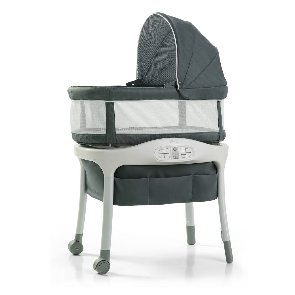 Graco Sense2Snooze Bassinet with Cry Detection Technology - Ellison - Graco 2110662
