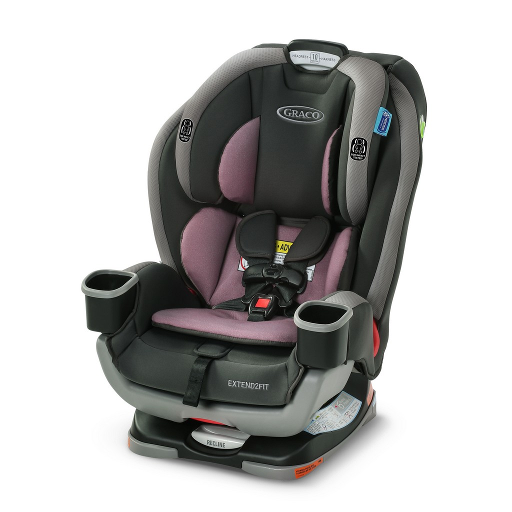 Graco Extend2Fit 3-in-1 Car Seat - Norah - Graco 2111601