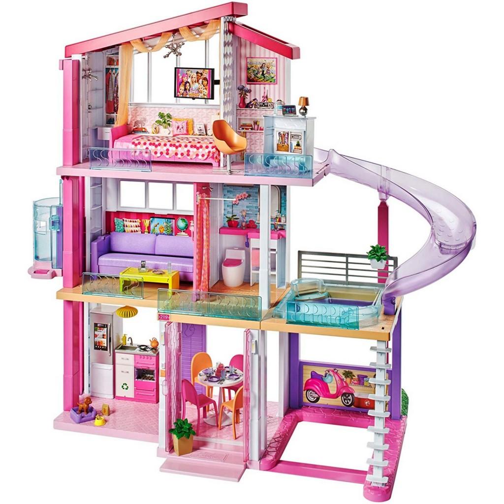 Barbie Dream House - Mattel MTFHY73